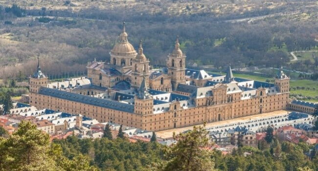 En route vers Madrid et sa région en camping-car_San Lorenzo de El Escorial