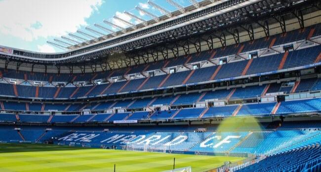 En route vers Madrid et sa région en camping-car_Santiago-Bernabéu