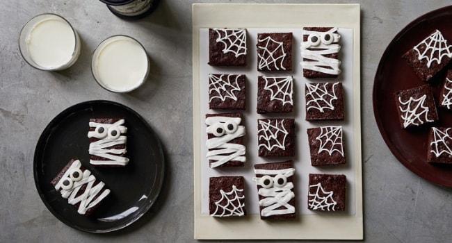 Décorer son camping-car pour Halloween ! Brownies