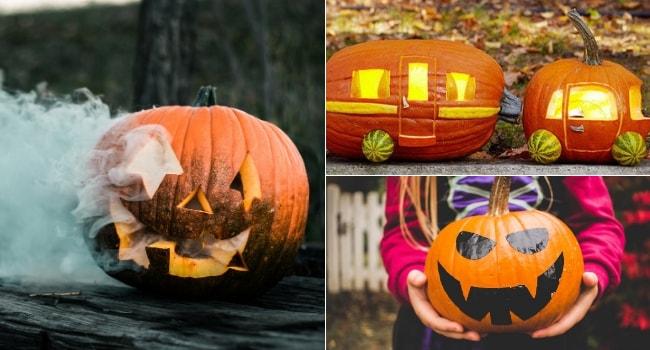 Décorer son camping-car pour Halloween !