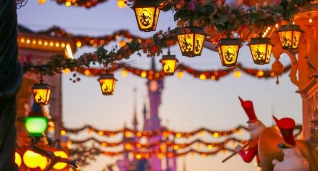 Halloween avec les enfants_Disneyland Paris