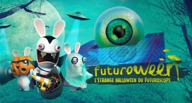 Halloween avec les enfants_Futuroscope