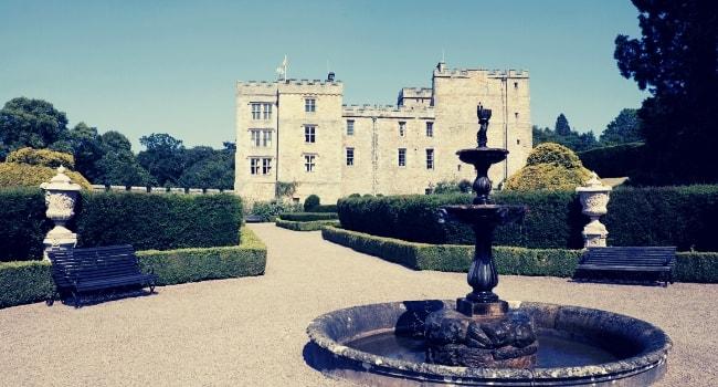 La route des châteaux hantés en camping-car_Le château de Chillingham