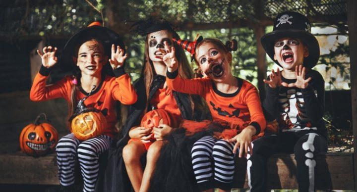 Où fêter Halloween avec les enfants
