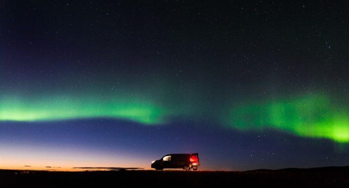 Partir en décembre en camping-car