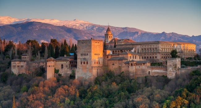 Partir en décembre en camping-car_Andalousie