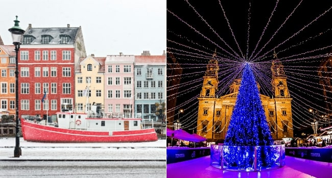 Partir en décembre en camping-car_Copenhague-Budapest