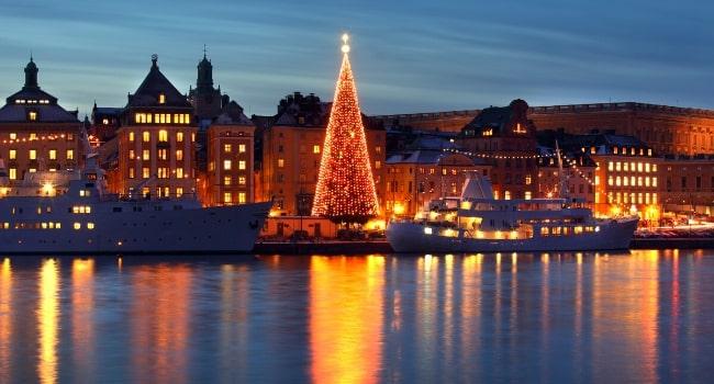 Partir en décembre en camping-car_Stockholm