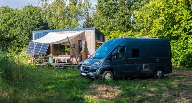Où dormir en sécurité en camping-car_Les particuliers