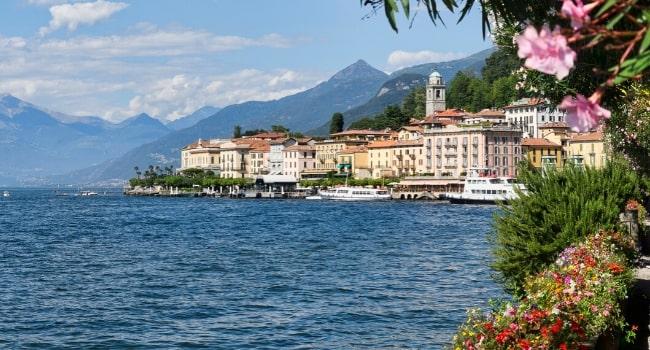 Top des destinations en janvier - Lac de Côme