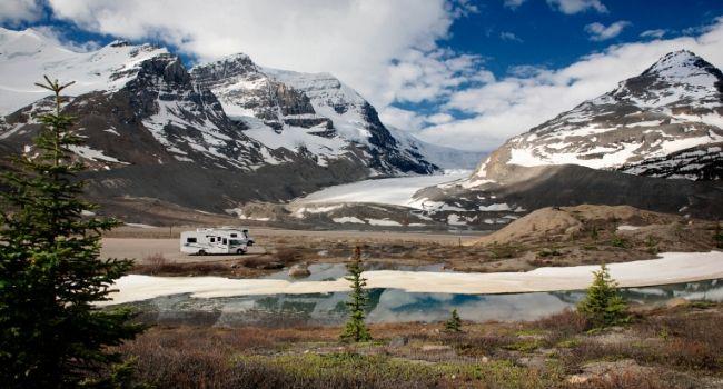 Dormir en camping car au canada