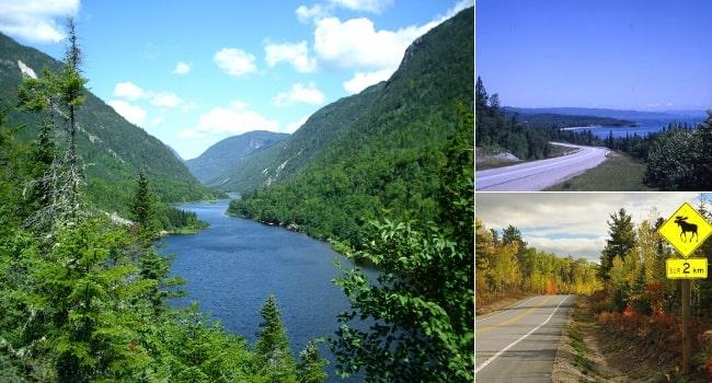 En route vers le Quebec en camping-car_Charlevoix