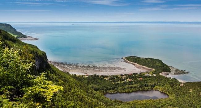 En route vers le Quebec en camping-car_Mauricie