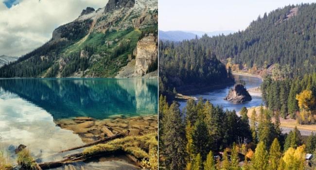 Le Canada en van vu par Des fenêtres sur le monde_Parc Yoho & Kootenay