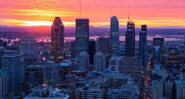 Préaparer son voyage au Canada Montréal