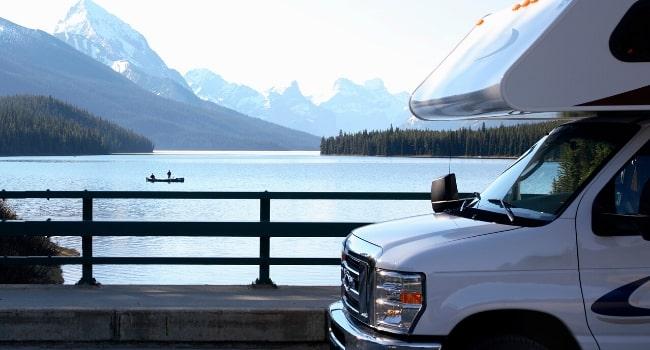 Rouler au canada en camping car