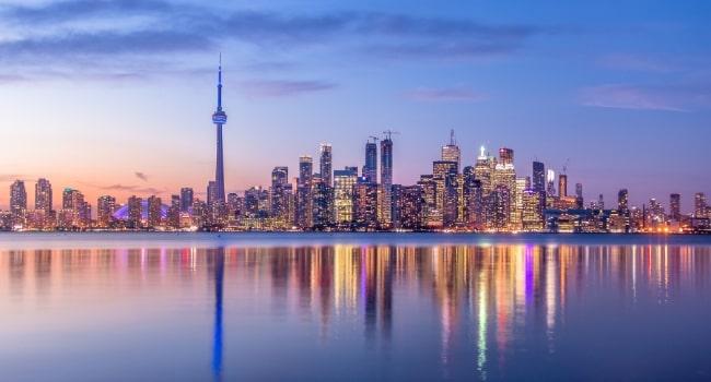 Préaparer son voyage au Canada Toronto
