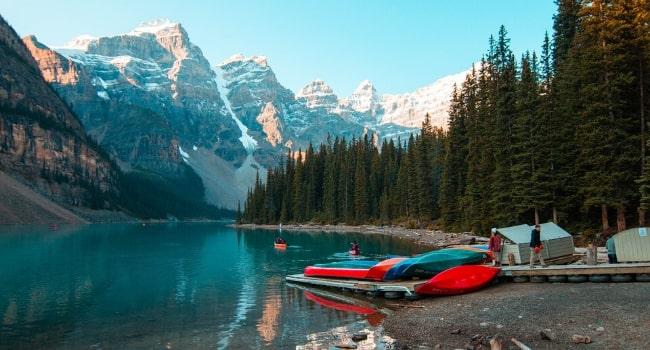 preparer son voyage au canada en camping car