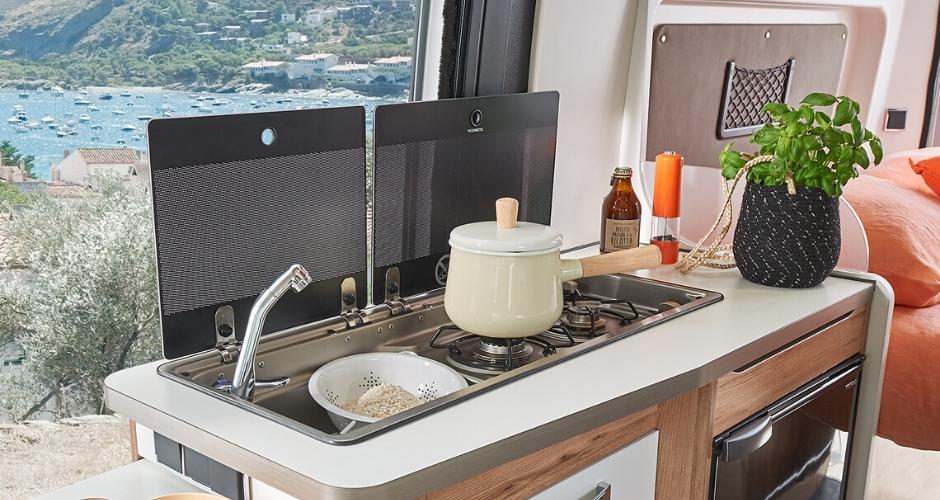 3 astuces pour protéger la cuisine de son van