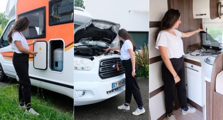 Entretenir son camping-car