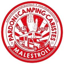 Pardon des camping-caristes-Malestroit_Logo