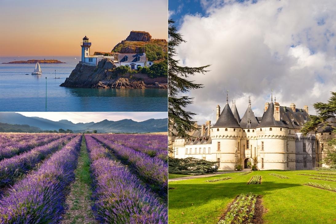 5 road-trips en terre d'histoire et de caractère en France à faire en van