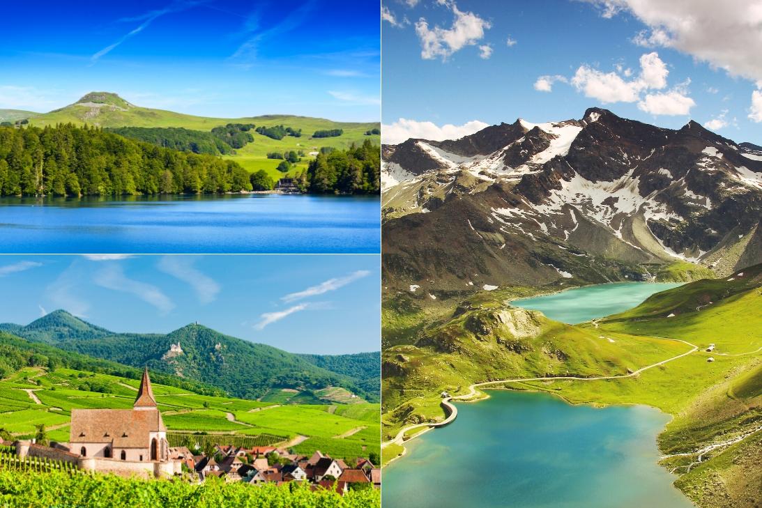 5 road-trips en France à faire en van : spéciale nature et découverte