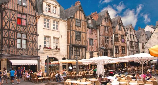 Tours visite en Touraine
