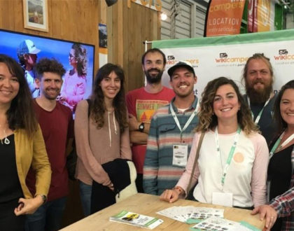 Appel à candidature ! L'édition du Camper Village 2020