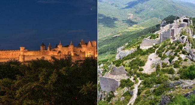 Partir-en-vacances-en-décembre-en-France_Aude-Carcassonne-Peyrepertuse