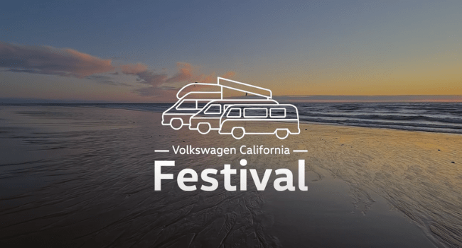 Volkswagen addict : découvrez la 1ère édition du California Festival