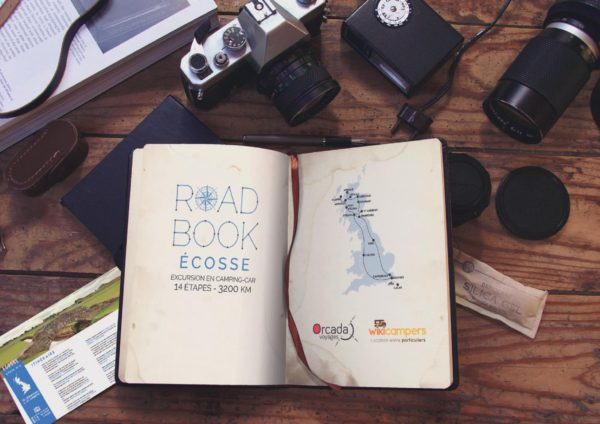 Roadbook Ecosse