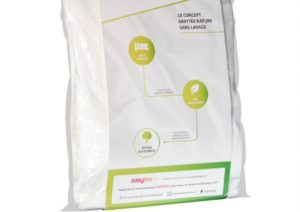Kit literie jetable recyclable