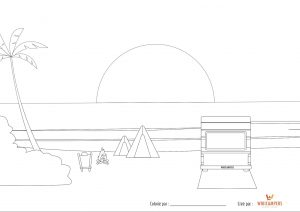 coloriage_camping-car_sunset_wikicampers