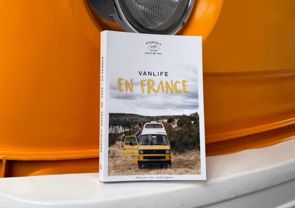 Roadtrip Makes Me Free : Vanlife en France