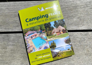 Guide Camping & Hôtellerie de plein air France (Michelin)
