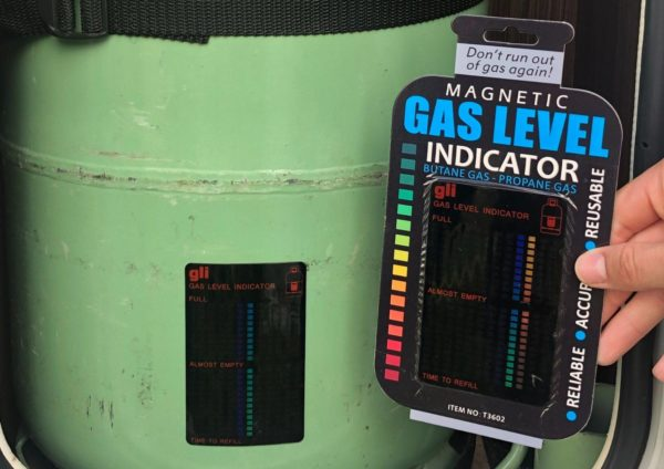 Indicateur-gaz
