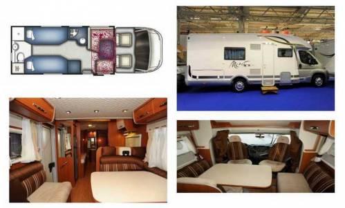 location camping cars vans et fourgons var wikicampers. Black Bedroom Furniture Sets. Home Design Ideas