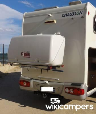 location camping car capucine nice 06 ford chausson flash 07 wikicampers. Black Bedroom Furniture Sets. Home Design Ideas