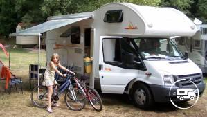 location camping car capucine nice 06 ford rimor katamarano 8 wikicampers. Black Bedroom Furniture Sets. Home Design Ideas
