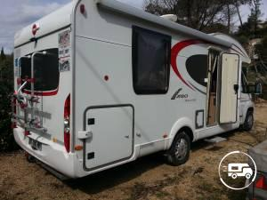 location camping car profil draguignan 83 fiat burstner ixeo time 720 wikicampers. Black Bedroom Furniture Sets. Home Design Ideas