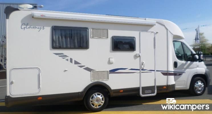 location camping car profil lourdes 65 citroen mc louis glamys 72 wikicampers. Black Bedroom Furniture Sets. Home Design Ideas