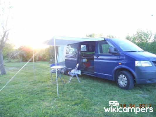 location van montesquieu volvestre 31 volkswagen t5 wikicampers. Black Bedroom Furniture Sets. Home Design Ideas