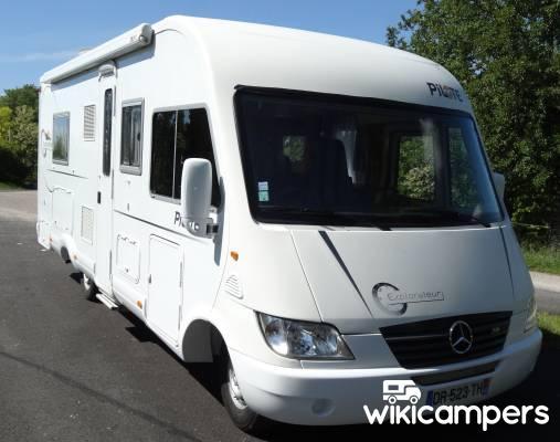 location camping car int gral villeneuve sur lot 47 mercedes pilote g713 lj wikicampers. Black Bedroom Furniture Sets. Home Design Ideas