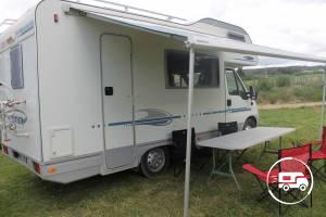 Location camping car capucine aix en provence 13 fiat - Location camping car salon de provence ...