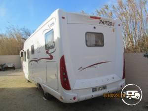location camping car int gral cavaillon 84 mercedes. Black Bedroom Furniture Sets. Home Design Ideas