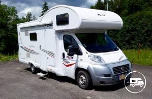location camping car capucine la crau 83 fiat pilote aventura a650 wikicampers. Black Bedroom Furniture Sets. Home Design Ideas