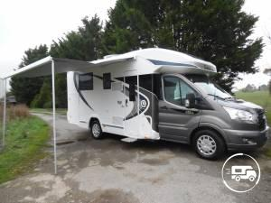 location camping car profil langueux 22 citroen chausson trigano wikicampers. Black Bedroom Furniture Sets. Home Design Ideas