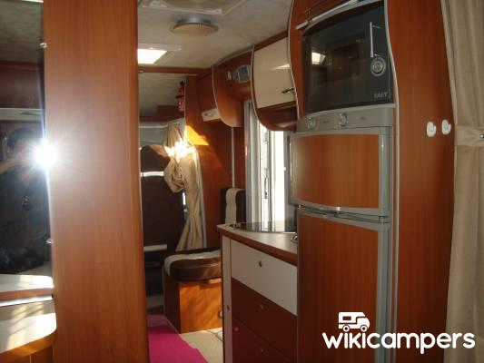 location camping car ajaccio fiat mc louis yearling 72. Black Bedroom Furniture Sets. Home Design Ideas