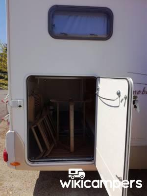 location camping car romans sur is re ford rimor vilamobil cautel s. Black Bedroom Furniture Sets. Home Design Ideas